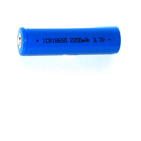 Rechargeable Li-ion Battery 18650 3.7V