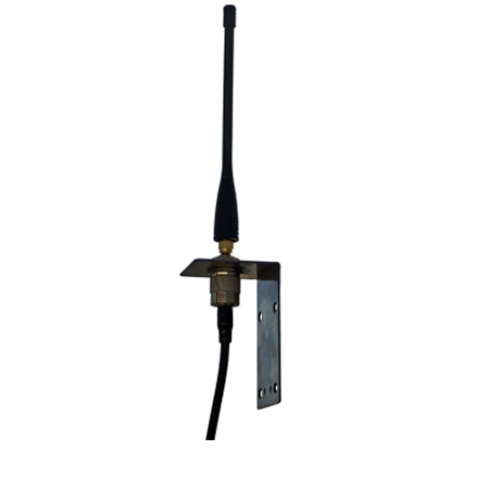 House External Antenna kit, incl L bracket, antenna, 8m cable