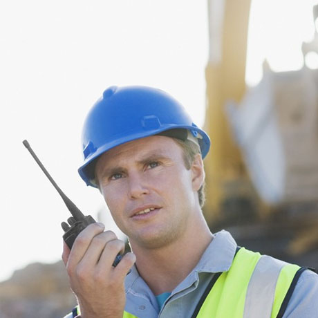 Heavy duty Professional Two-way Radios