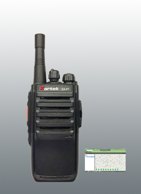 PTT Two-way Radio