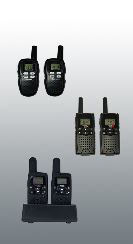 Ultra Small Two-way Radios